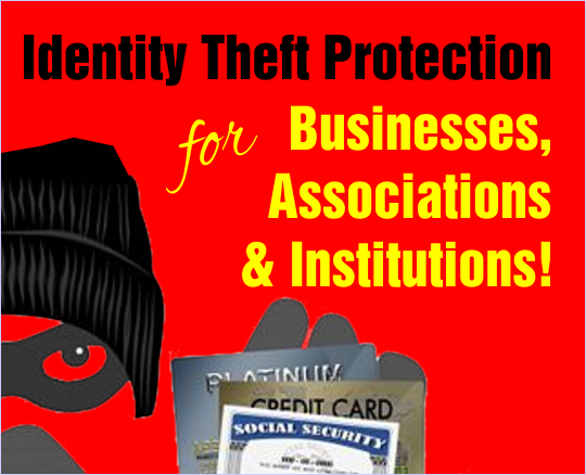 Identity Theft Protection Solutions
