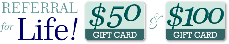 $50 Gift Card for Agent Referrals